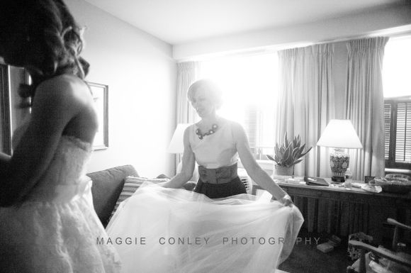 Getting Ready 26 Sarah & Matt CT Shoreline Photographer Mystic Seaport
