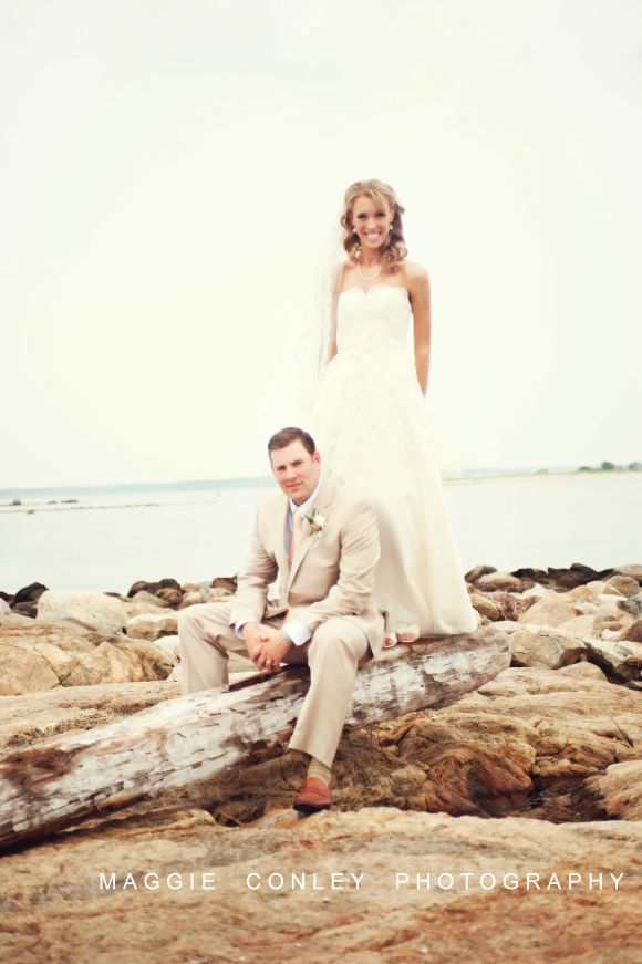 Portraits 16 Sarah & Matt CT Shoreline Photographer Mystic Seaport