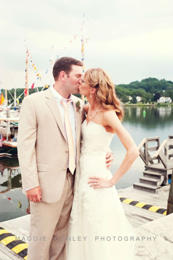 Sunset Shoot 7 Sarah & Matt CT Shoreline Photographer Mystic Seaport